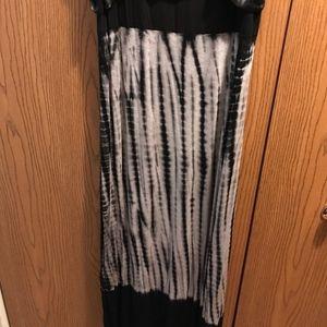 kenzie Dresses - Tie Dyed Maxi Dress